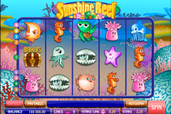 sunshine reef microgaming casinospil online