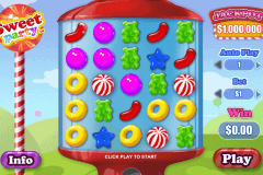 sweet party playtech casinospil online