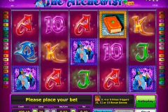 the alchemist novomatic casinospil online