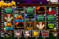 the ghouls betsoft casinospil online