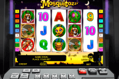 the mosquitozzz novomatic casinospil online