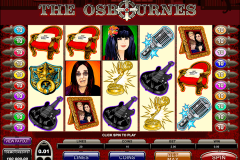 the osbournes microgaming casinospil online