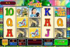 the winnings of oz playtech casinospil online