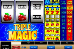 triple magic microgaming casinospil online
