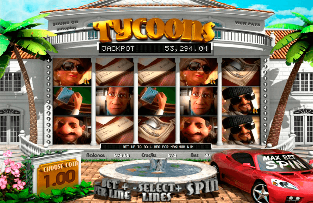 tycoons betsoft casinospil online