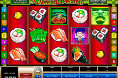 wasabisan microgaming casinospil online