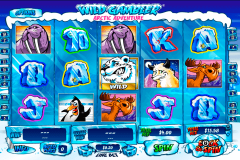 wild gambler arctic adventure playtech casinospil online